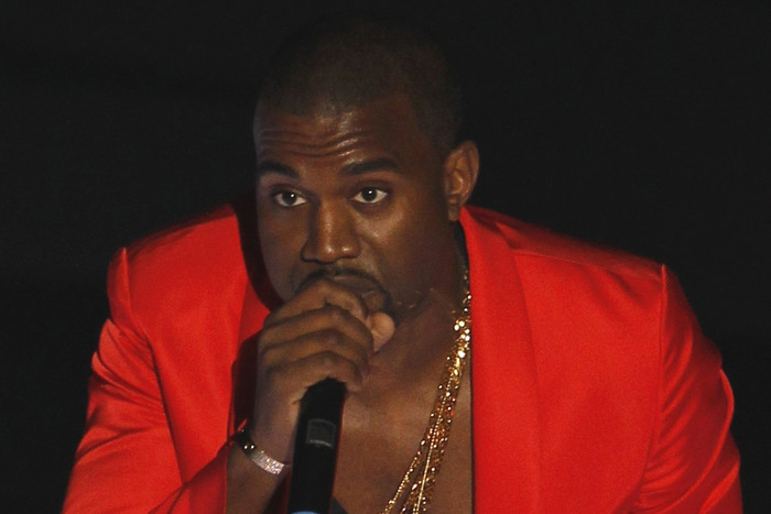 Kanye West performing live (Reuters file)