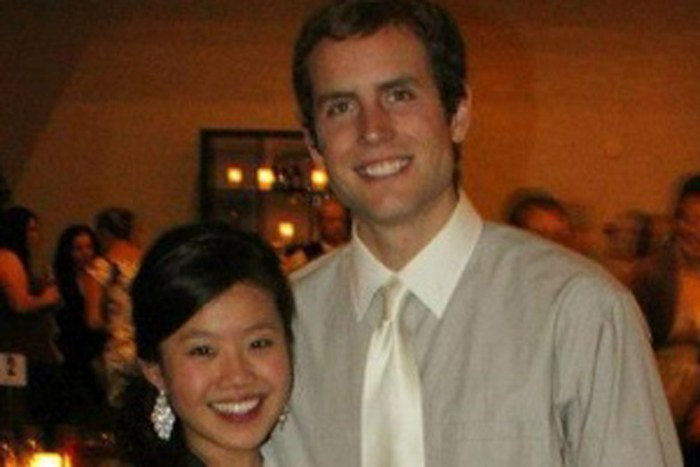 Joanna Lam and Connor Hayes had been in New Zealand for eight days (Facebook)