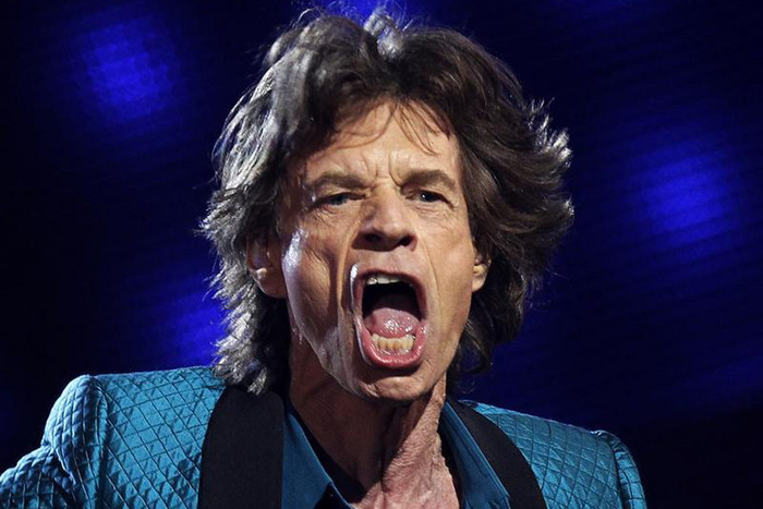 Mick Jagger (Reuters/file)