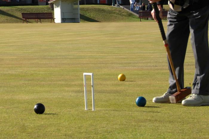 Croquet (Photosport File)