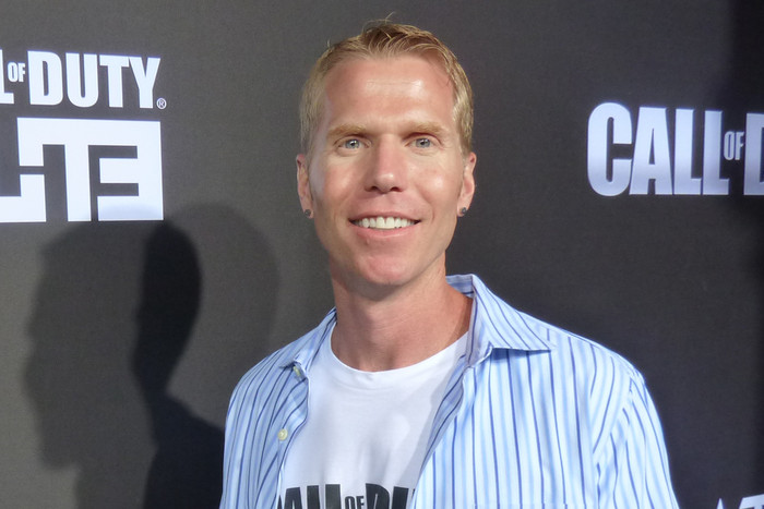 Sledgehammer co-founder Michael Condrey (3 News / Daniel Rutledge)
