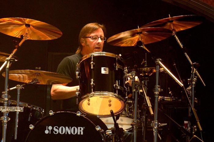 AC/DC drummer Phil Rudd (Wenn)