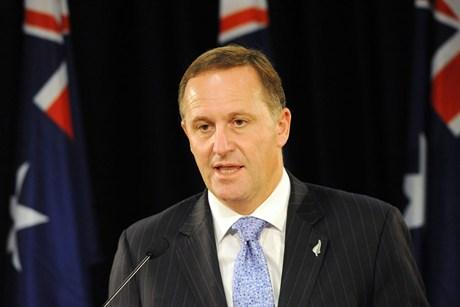 Prime Minister John Key (AAP)