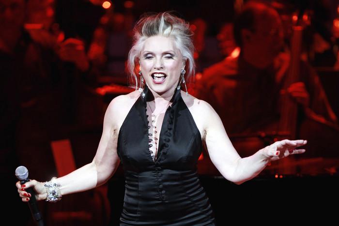 Blondie frontwoman Debbie Harry (Reuters)