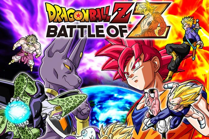 Dragon Ball Z: Battle of Z was released January 31, 2014
