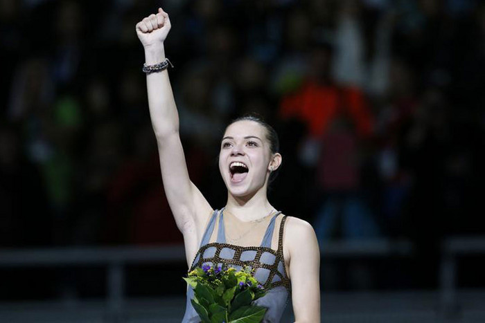 Adelina Sotnikova (Reuters)