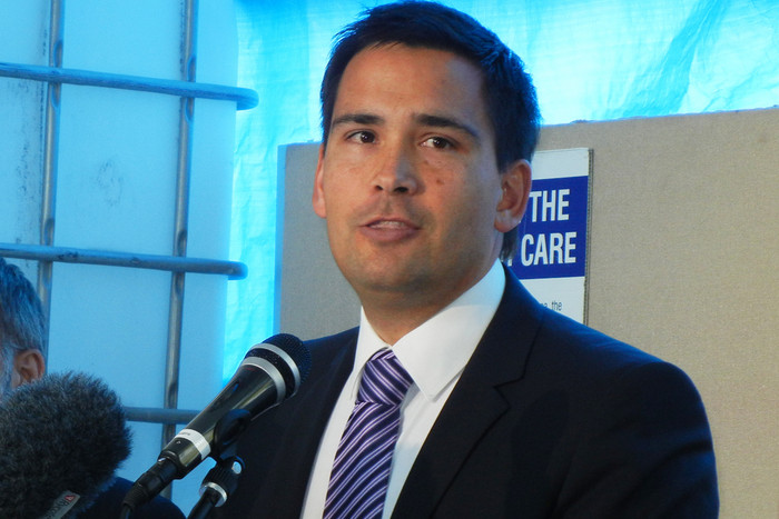 Simon Bridges (AAP)