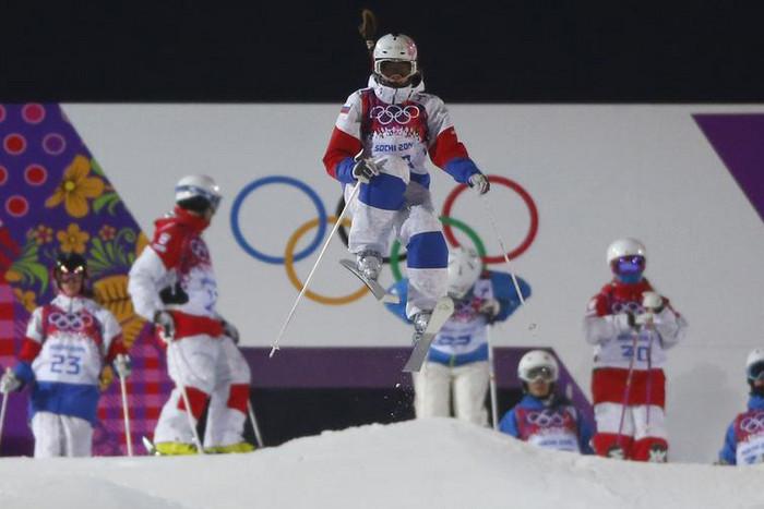 Maria Komissarova (Reuters)