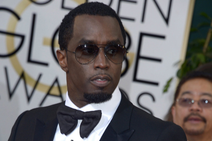 Sean 'Diddy' Combs, aka Puff Daddy (AAP)