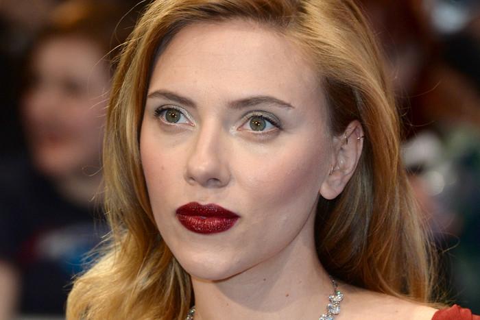 Scarlett Johansson (AAP)