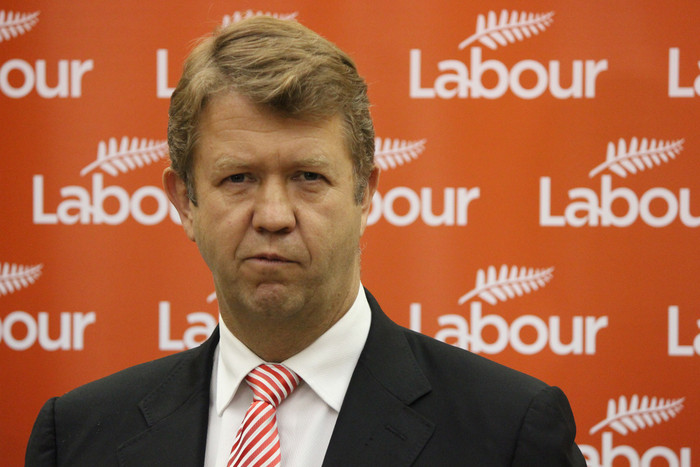 Labour leader David Cunliffe (Simon Wong/3 News)