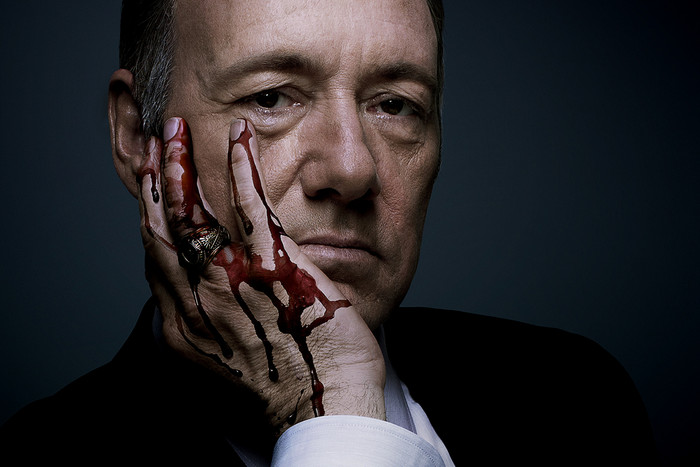 House of Cards is broadcast on TV3 in New Zealand