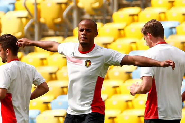 Vincent Kompany (Reuters file)