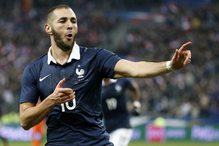 France's Karim Benzema will have a role to fill (Reuters)