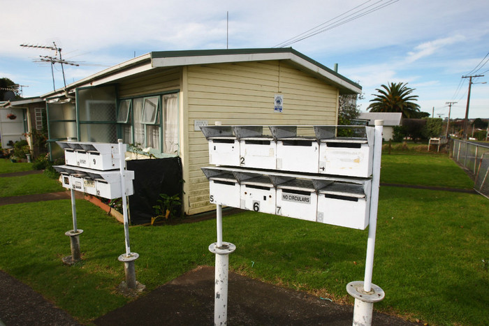 The ministry took over Housing New Zealand's assessment responsibility for social housing in April (Getty)