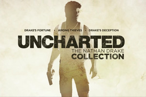 The Nathan Drake Collection was released yesterday