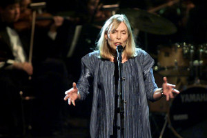 Joni Mitchell (Reuters)