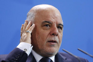 Haider al-Abadi (Reuters)