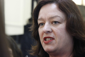Labour's Associate Workplace Relations spokeswoman Sue Moroney. (file)