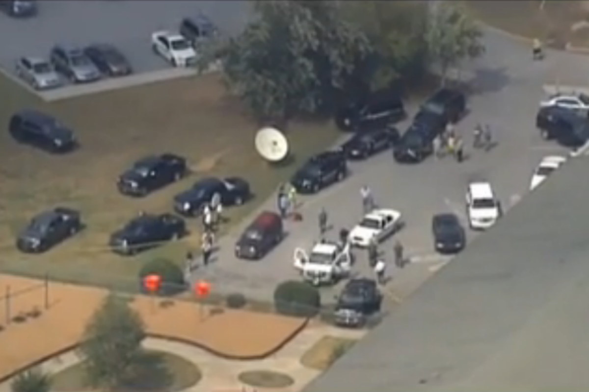 Year-old dies after South Carolina school shooting