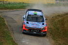 Frustrating day for Hayden Paddon at Rally of France in Corsica