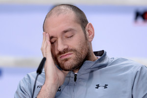 Heavyweight boxing champion Tyson Fury reportedly fails cocaine test