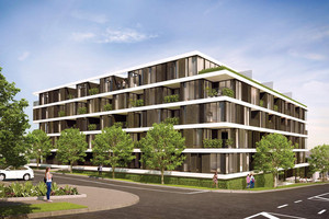 An artist's impression of the Flo Apartments (Flo Apartments / Facebook)