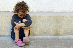 Child poverty (file)