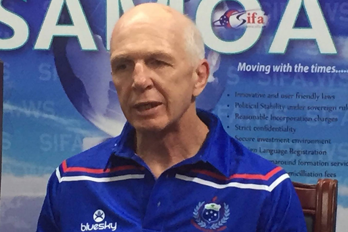 Tietjens is new Samoa 7s coach, McGrath is Canada's