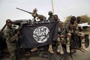 Boko Haram militants (Reuters)