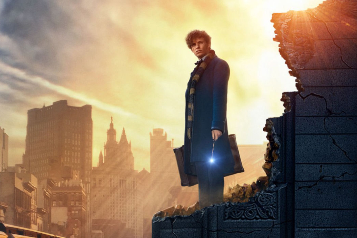 J.K. Rowling Just Confirmed 'Fantastic Beasts' Will Be 5 Movies