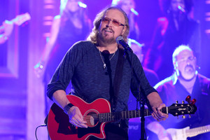 Bee Gees star Barry Gibb (Getty)