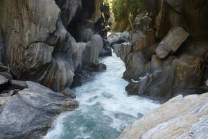 The Waitaha River (Kev England / Facebook)