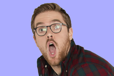 Comedian Guy Williams (supplied)