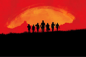 The image that sent Red Dead Redemption fans across the world wild
