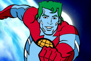Captain Planet and the Planeteers ran from 1993 - 1996