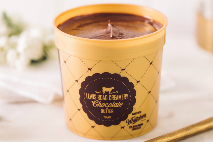 Lewis Road Creamery Chocolate Butter (Supplied)