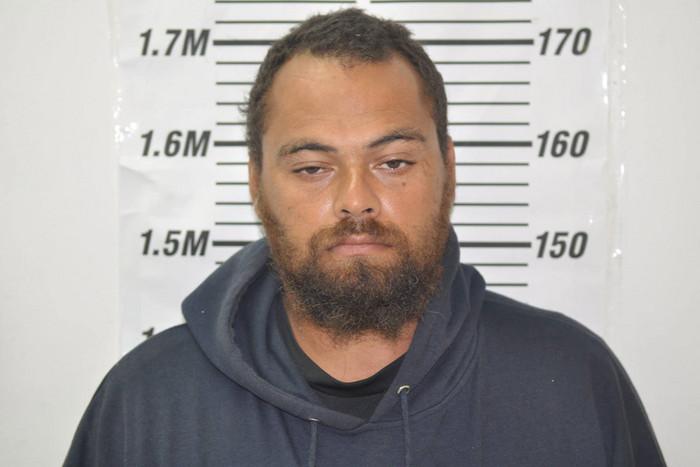 Chris Rimamotu (Cook Islands Police)