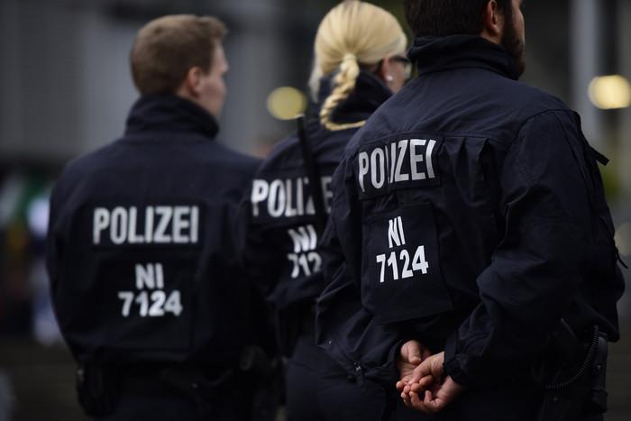 German police (Getty)