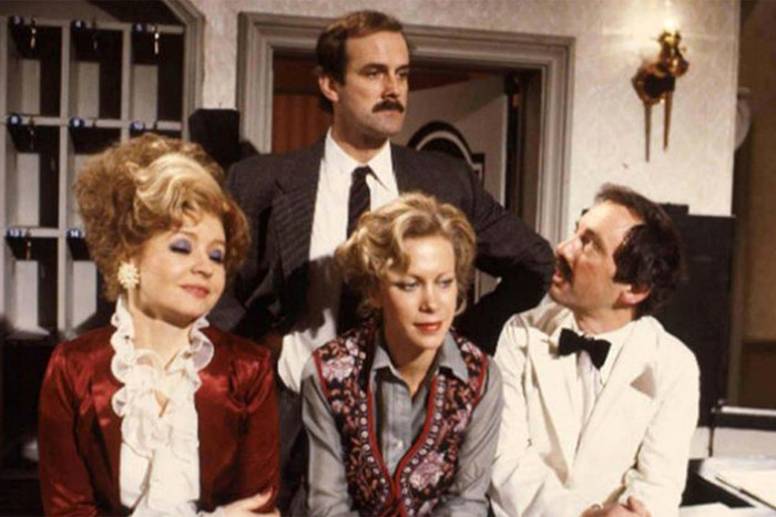 Fawlty Towers was originally broadcast in 1975 and 1979 in the UK