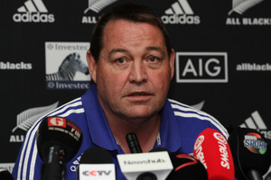 Hansen says to embrace record attempt (Getty image)