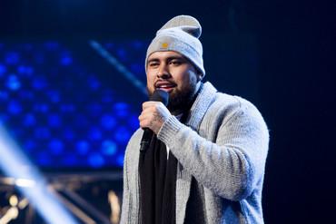 Trojahn Tuna on The X Factor Australia