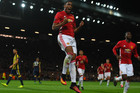 Manchester United defeat Fenerbahce 4-1 in Europa League action