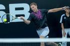 Michael Venus charges into Stockholm Open doubles semi-finals