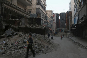 Russia agrees to United Nations request for pauses in Aleppo bombing