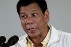 Philippine President Rodrigo Duterte announces 'separation' from United States