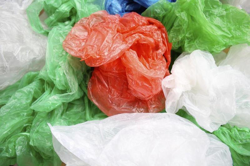 Plastic bags (file)