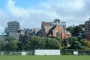 Victoria University of Wellington (file)