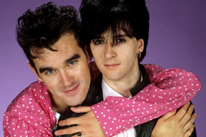 Morrissey and Johnny Marr (Getty)