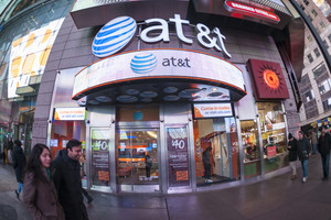 AT&T to buy Time Warner - report